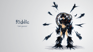 "Riddle ""the Oracle"" by ChasingArtwork"