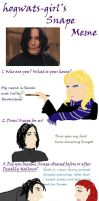 The Snape Meme by LadyWithoutAName