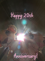 Happy 20th Anniversary to The Lion King! by Heatherannpt