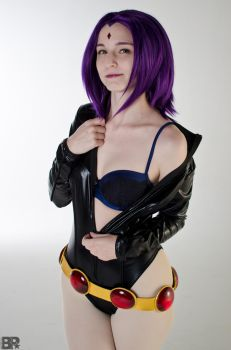 Raven Exposed Preview by ChelzorTheDestroyer