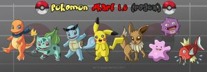 Pokemon Chart 1.0 (Redux) by Grim-Raider