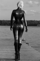BW Latex by AgnaDevi