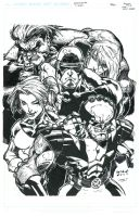 Astonishing X-Men Inks by FanBoy67