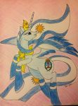 First Request: Princess Argenta by NewestAlicorn