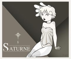 Saturne by Dese-M