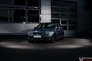 BMW e90 by DimitriBokowPhoto