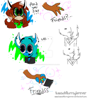 .:Friends ouo:. by tuwachiturraforever