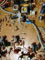 Electronic Circuit Board 3 by FantasyStock
