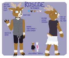 Roscoe ref by Kludges