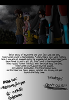Bits and Bytes R2: Missing Light Page 1 by FireReDragon