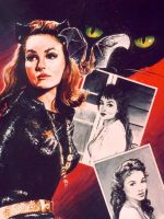 Julie Newmar by kenmeyerjr