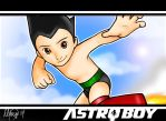 Astro Boy by LightningGuy