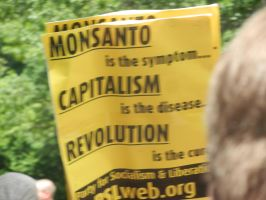 Socialism and Liberation Party, Against Monsanto by Flaherty56