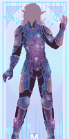 :Comm: Armor design for Phuka by MMtheMayo