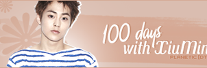 100 days with XiuMin by Nhiholic