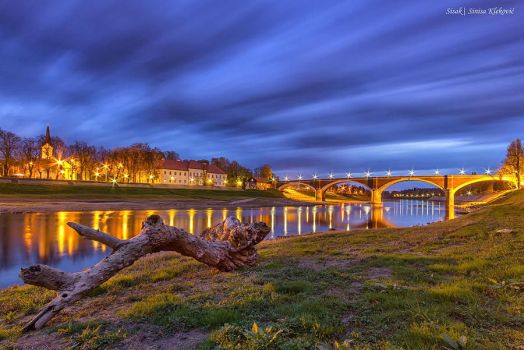 Sisak, Croatia by Klek
