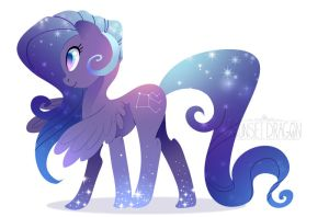 OC Pony Character Auction- Starlight Nova by Flying-Fox