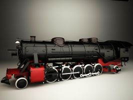 Locomotive by binouse49