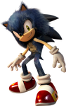 Realistic Sonic V2 by mateus2014