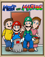 MzM Title Page by Nintendrawer