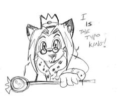 The Typo King by rugdog