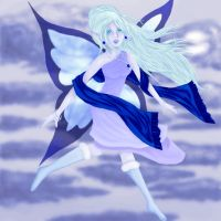 Snow Faerie by sisaat