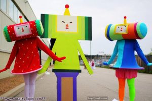 Katamari Teaser by The-Cosplay-Scion