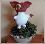 Gremlin with cold porcelain by MrsEfi