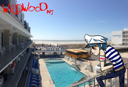 2D In Wildwood by TheGFig
