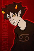 carcino catboy by leaux