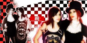 The Veronicas: Karos rocken by Hopeless-Johan