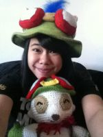 Me and Teemo by Happy2Live