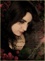La Boheme Rose by Bohemiart