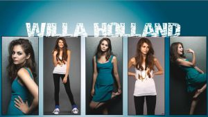 Willa Holland by ResolutionDesigns