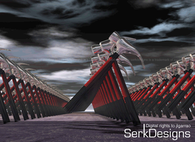 The Wall by SerkDesigns