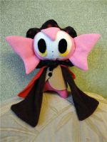 Charlotte plushie by Rens-twin