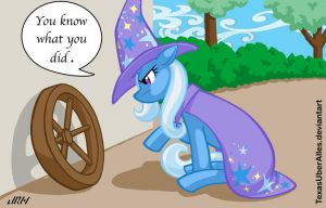 You Know *Exactly* What You Did by TexasUberAlles
