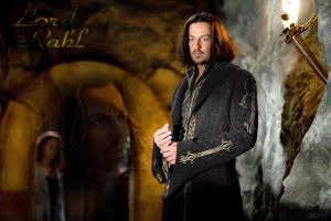 Lord Darken Rahl by SinginPrincess