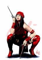 elektra by draftershipman