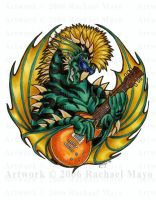 Pub Dragons 02: Sunburst by rachaelm5