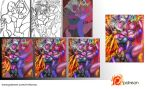 VI  Caitlyn - Flame and Passion Step By Step by MrHONOO