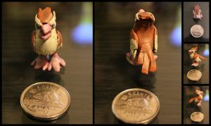 #016 Pidgey by cheese-puff82