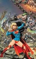 Supergirl  25 by battle810