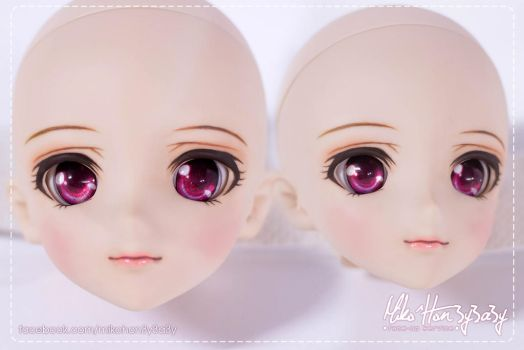 Faceup 31- DDH-09 by MikoHon3y3a3y