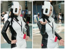 Anime Expo 2013 - GLaDOS by xsakichanx