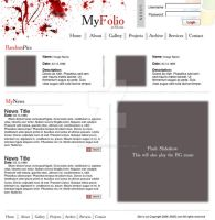 Folio beta v1 by PhyraxDesigns