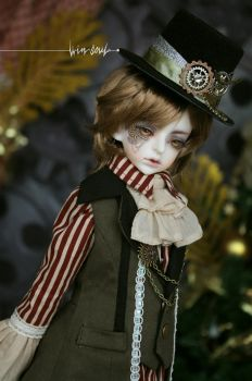 DS steampunk faceup by win-soul