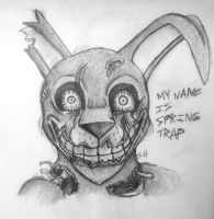 SpringTrap by ShamrockSiSi