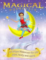 Magical Makeovers Book Cover by albundyland