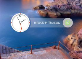 Vision Widget for xwidget by jimking